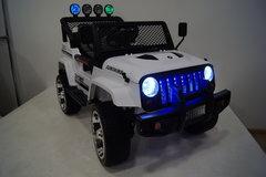 Jeep T008TT (Полноприводный) Электромобиль детский avtoforbaby-spb