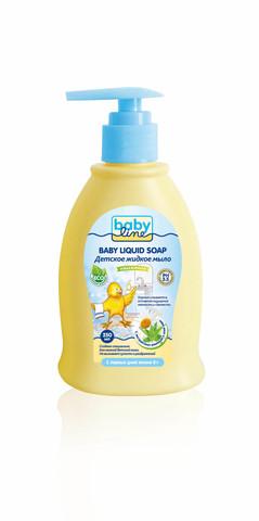 Детское жидкое мыло Babyline 250мл