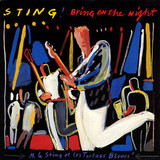 Sting ‎/ Bring On The Night (2CD)