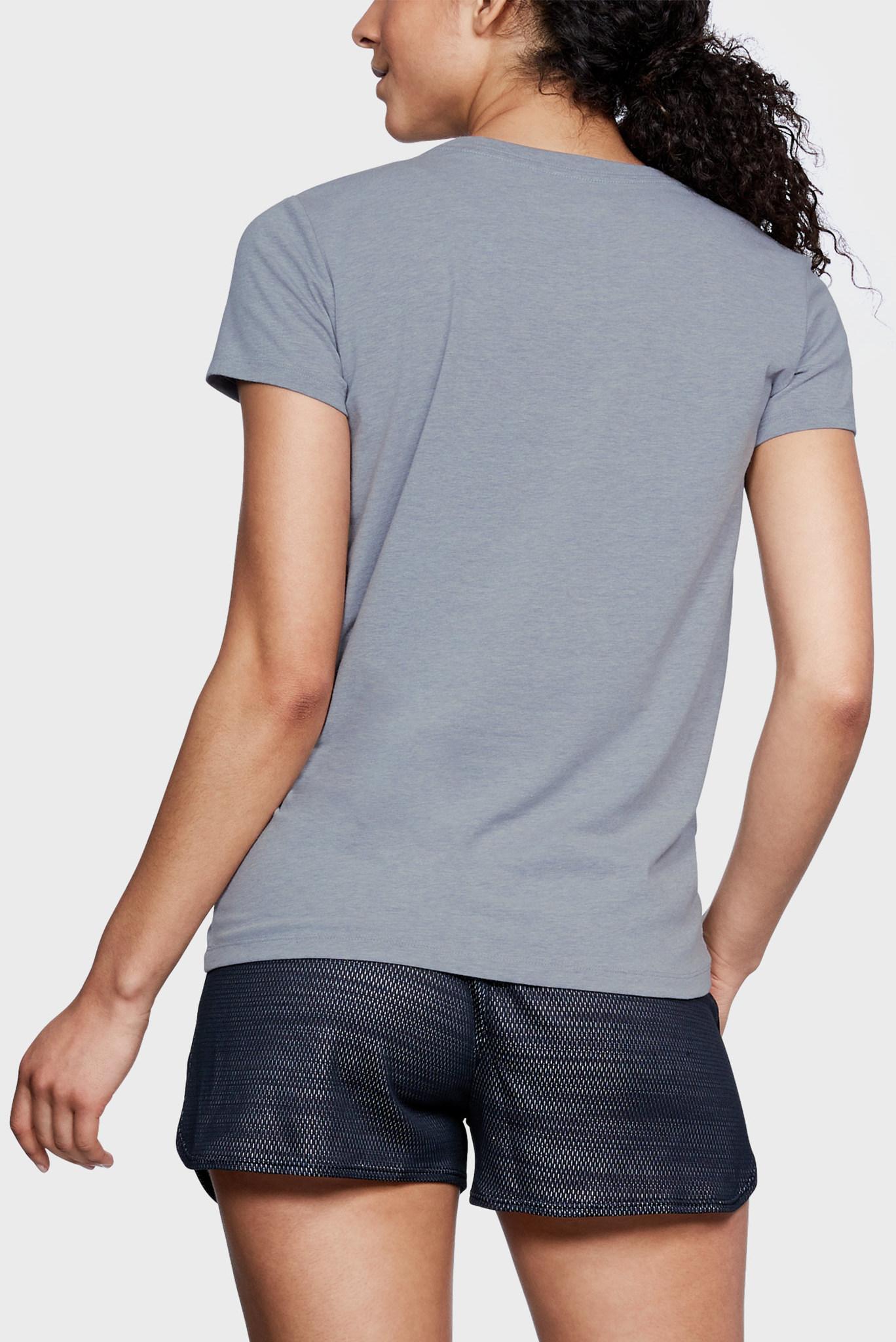 Женская серая футболка Sportstyle Branded Graphic Under Armour