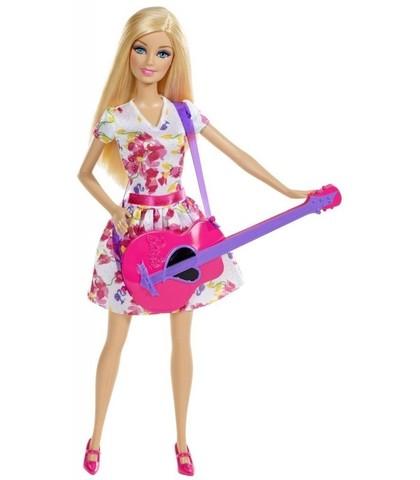 Кукла Барби Кем быть Гитаристка