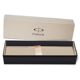 Перьевая ручка Parker Jotter Steel F61 St Steel CT перо M (S0161590)