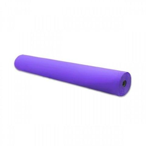 Простыни 70х200 (рулон) 100 шт фиолетовые