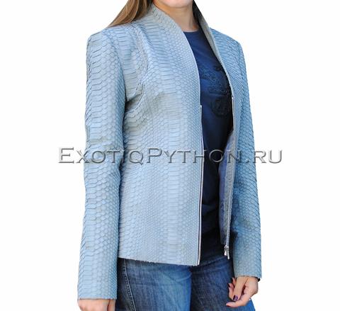 Куртка из кожи питона JT-32