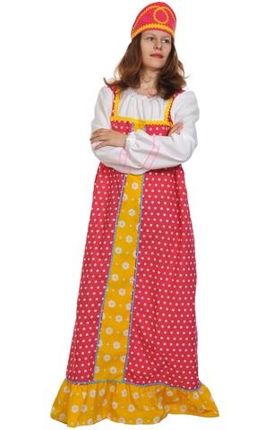 Русский народный костюм Алёнка