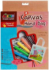 Avenir Набор для раскрашивания сумки из холста