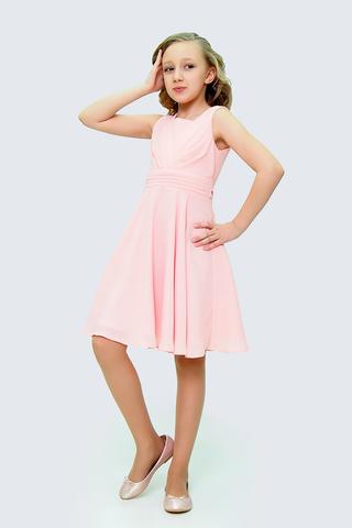 Платье детское + без дополнений (артикул 2Н106-4)