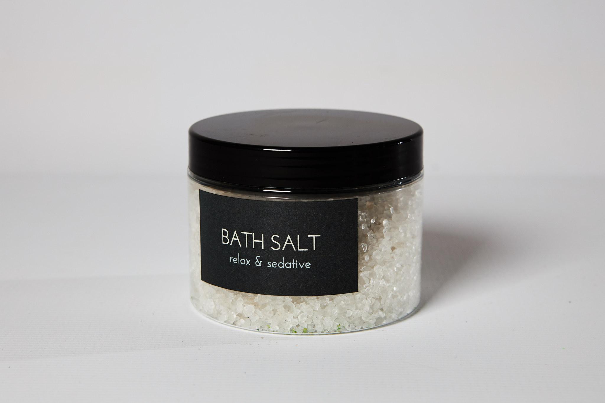 Соль для ванн Relax