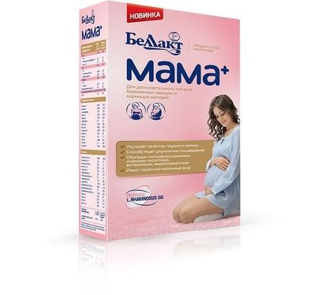 Беллакт. Продукт сухой молочный Мама+, 400 г