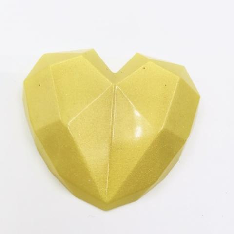№28 Пигмент металлик, Золото лимонное, Metallic Pigment, 25мл. ProArt