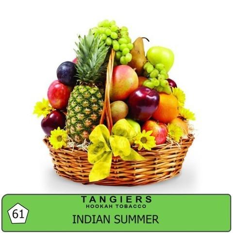 Табак Tangiers Indian Summer T61 (Танжирс Индийское лето) |Birquq 20г