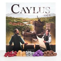 Набор реалистичных ресурсов для игры «Келюс 1303 / Caylus 1303»