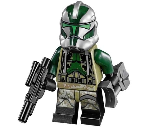 LEGO Star Wars: Шагающий танк AT-AP 75043 — AT-AP — Лего Звездные войны Стар Ворз