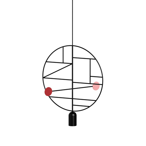 Подвесной светильник копия Lines & Dots LD04 by Home Adventures