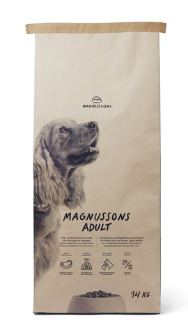Корм для собак Magnusson Meat & Biscuit Adult 14 кг