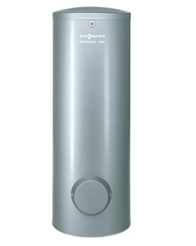 Бойлер Viessmann Vitocell 100-V тип CVAA 300 л серебро, Z013672
