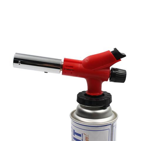 Газовая горелка (красная №2)