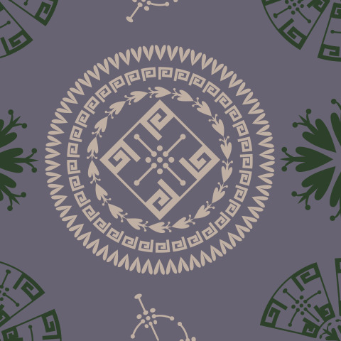 geometric design   geometric fantasy