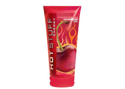 Ароматизированное массажное масло Hot Stuff® Warming Oil, 177 мл.