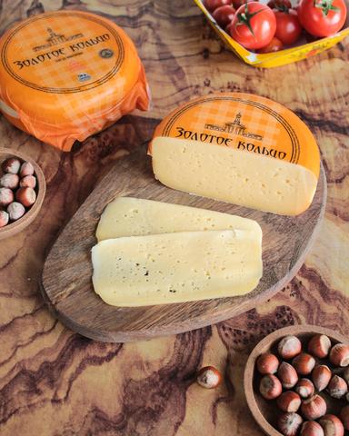 Сыр Золотое Кольцо, кг