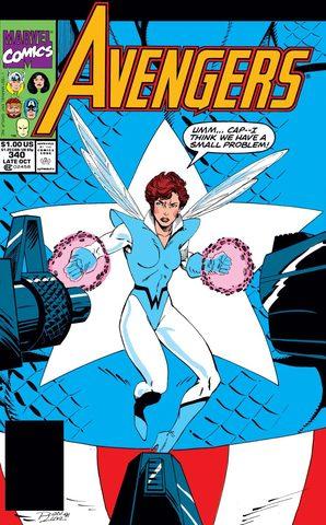 Avengers #340