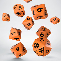 Legend of the Five Rings Phoenix Clan 10D10 Dice (10)