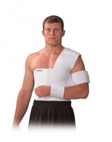 310 MD Shoulder Brace,Left,White Бандаж на плечо(левое плечо)Белый MD