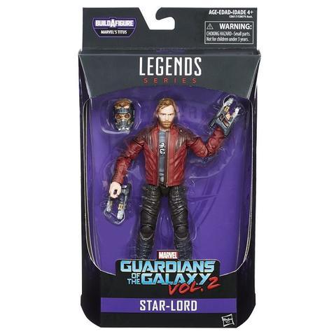 Звездный Лорд -  Star Lord figures