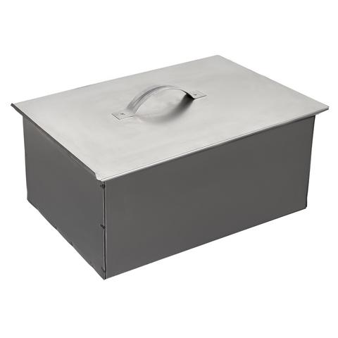 Коптильня 40х28х16 см, двухъярусная, в коробке
