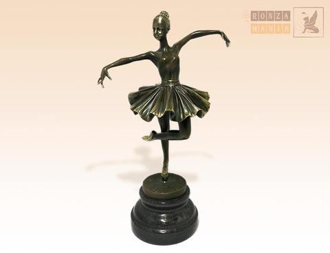 статуэтка Балерина - поза 4