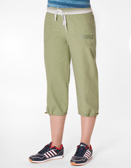 Ш17-20 шорты женские, зеленые