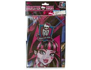 Скатерть полиэтиленовая Monster High 1,2х1,8м