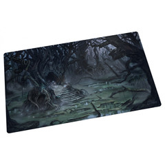 Play-Mat Lands Edition v2 61 x 35 Swamp