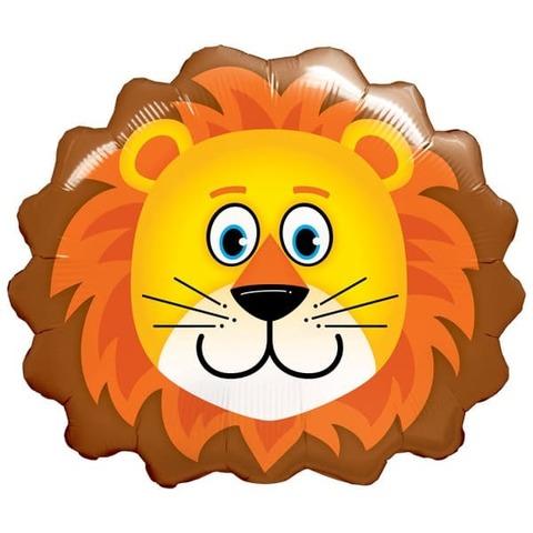 Шар фигура Голова льва, 61 см