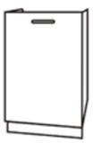 Чили ШНМ 500 шкаф нижний под мойку