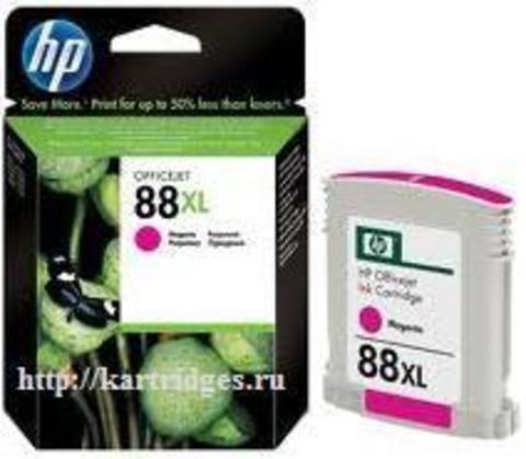 Картридж Hewlett-Packard (HP) C9392AE №88XL