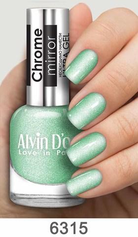 Alvin D`or Лак д/ногтей Chrome mirror тон 6315