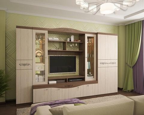 Гостиная модульная ГЛОРИЯ