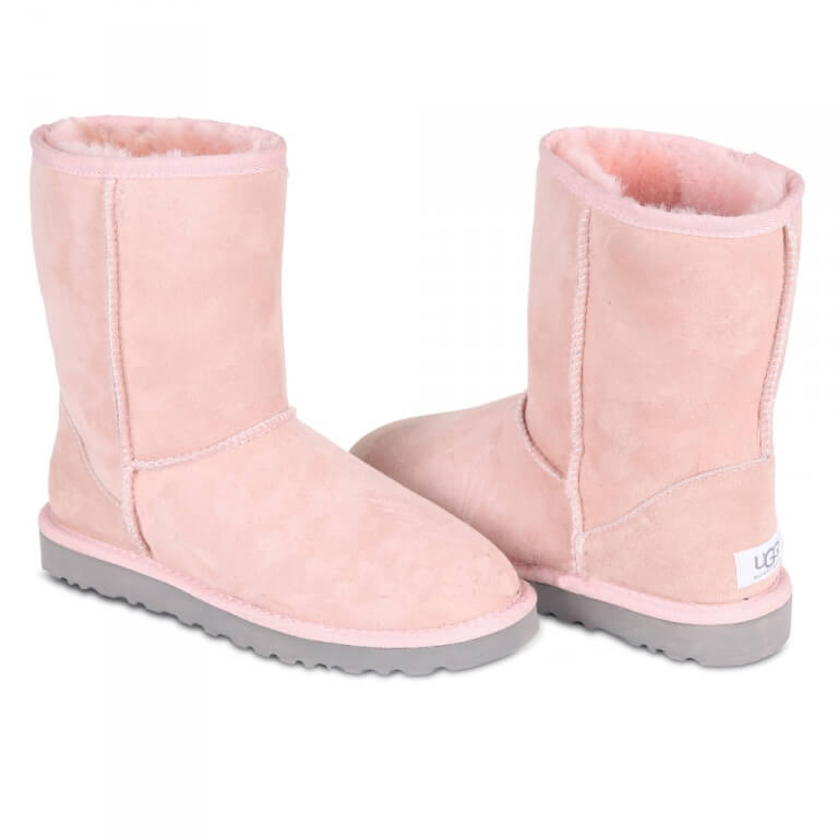 UGG Classic Short Pink 7177W