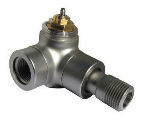 Термостатический вентиль трёхосевой Oventrop E 1/2