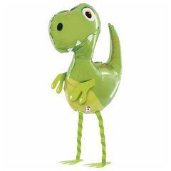 G 31 ХФ Динозавр в упаковке / Dinosaur Balloon Friends / 1 шт /