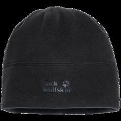 Шапка флисовая Jack Wolfskin Stormlock Cap black
