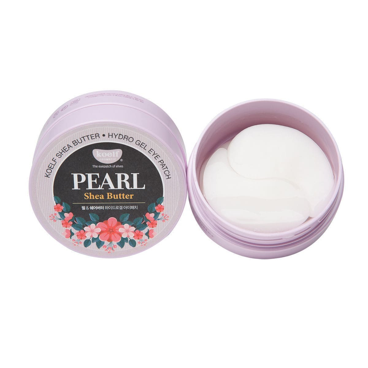 Гидрогелевые патчи Petitfee Koelf Pearl & Shea Butter Eye Patch