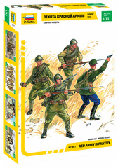Пехота Красной Армии N1