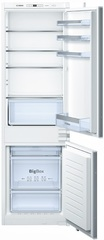 Холодильник встраиваемый с морозильником Bosch Serie | 4 KIN86VF20R фото