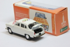 Moskvich-403 Moscow-80 version 1 Agat Mossar Tantal 1:43