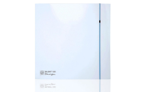 Вентилятор с трансформатором Soler & Palau KIT SILENT 100 CZ DESIGN 12V+CT 12/14