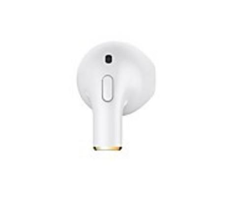 Беспроводные Bluetooth-микронаушник наушник Mini i8x белый 1 ухо