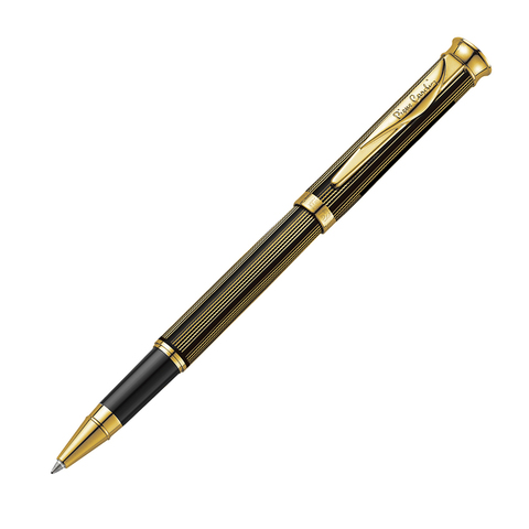 Pierre Cardin Tresor - Black Gold, ручка-роллер, M