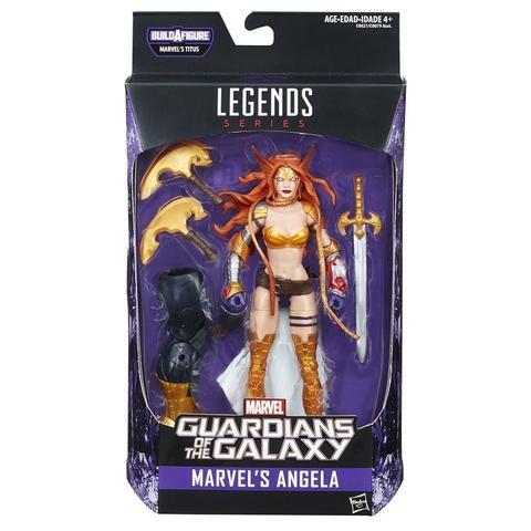 Анжела - Angela figure
